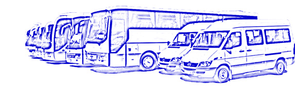 rent buses with coach hire companies from Iceland